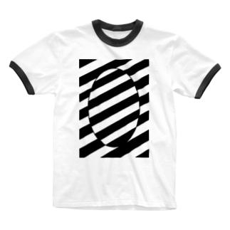 Mirror Ringer T-shirts