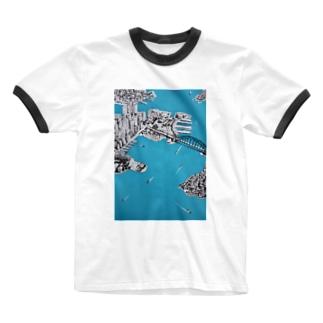 Sydney Lovers Ringer T-shirts