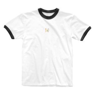 勘・違・い☆ Ringer T-shirts