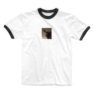 f××k boy Ringer T-shirts