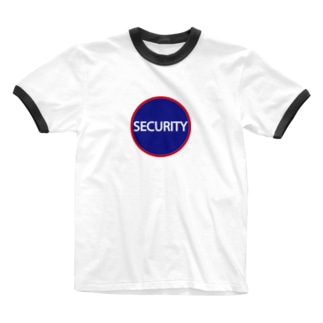 SECURITY Ringer T-shirts