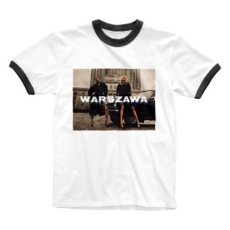 VOGUE warszawa Ringer T-shirts