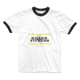 KILLERFITNESS-2019 Ringer T-shirts