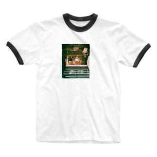 bunkistu Ringer T-shirts