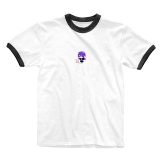 悪魔少女 Ringer T-shirts