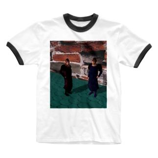 魔法学園 Ringer T-shirts
