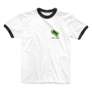 古墳1 Ringer T-shirts