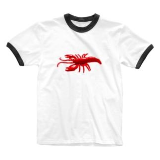 着信通話 Ringer T-shirts