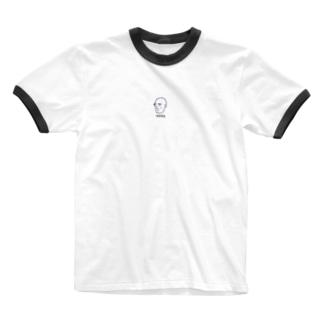 ヤマモト Ringer T-Shirt