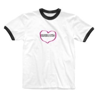 kiki's diary:4/14 Ringer T-shirts