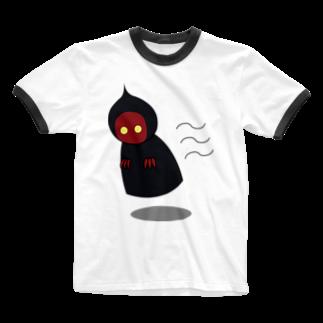 sol_Jの3mさん。 Ringer T-shirts