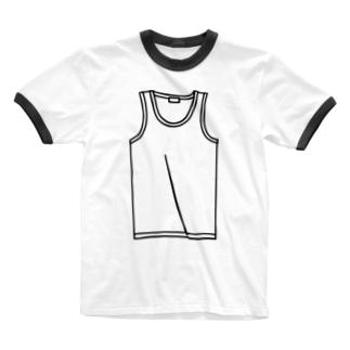 タンクトップ Ringer T-shirts