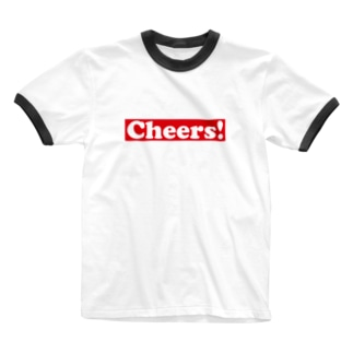 Cheers! Ringer T-shirts