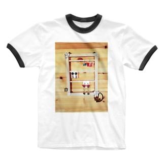 アクセサリーホルダー Ringer T-shirts