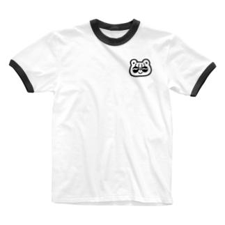 sunglasses kuma chan 😎 Ringer T-shirts