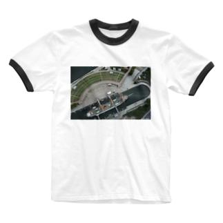 日本丸 Ringer T-shirts