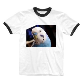 あおいちゃん Ringer T-shirts