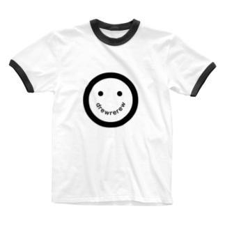 ドリュリュリュー Ringer T-shirts