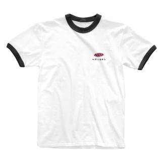 ヘアーサロン Ringer T-shirts