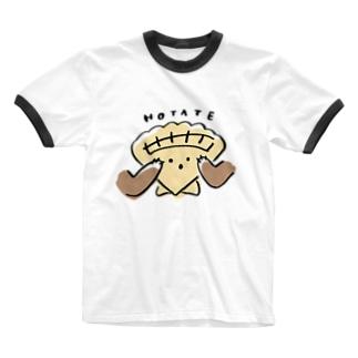 気分はラッコ Ringer T-shirts