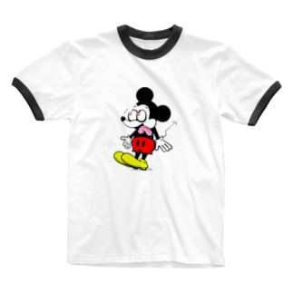 LUCKY Ringer T-shirts