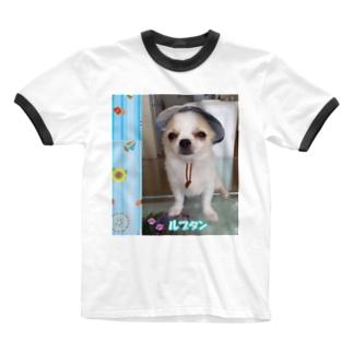 ルブタン Ringer T-shirts