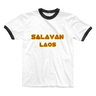 サーラワン Ringer T-shirts