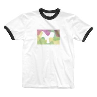 イマジネーション J Ringer T-shirts