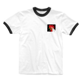 たまご屋さん 2 Ringer T-shirts