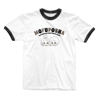 オトの世界 Ringer T-shirts