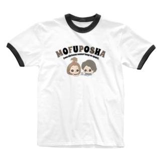 色つきオトの世界! Ringer T-shirts