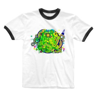 Li-Lu-La-Lu-Lu-Lu Ringer T-shirts