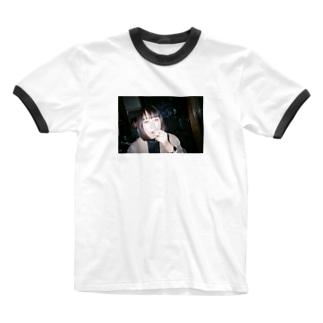 今井トウコ 19SS Ringer T-shirts