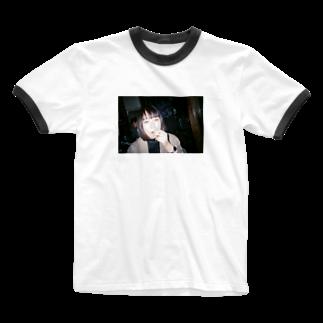 おおこ氏の今井トウコ 19SS Ringer T-shirts