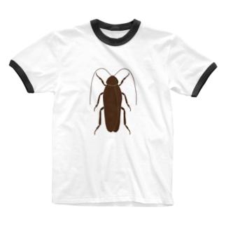 Gシャツ Ringer T-shirts