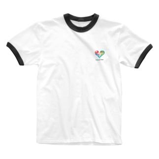 おきなわLikes Ringer T-shirts