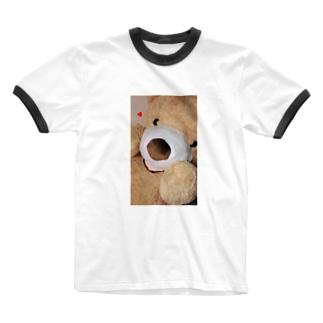 ビックベアTシャツ Ringer T-shirts