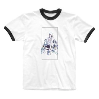Cool girl prototype  Ringer T-shirts