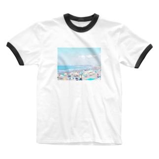 summer Ringer T-shirts