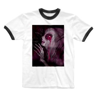 病理カプリチオ Ringer T-shirts