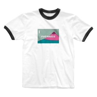 FUGAKU33 Ringer T-shirts