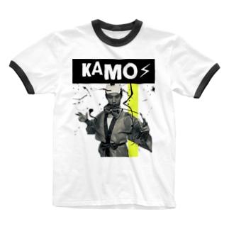 KAMO Ringer T-shirts