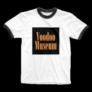 Robert Howlett89のVoodoo Museum Ringer T-shirts
