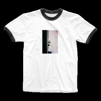 LotuswestのFlowers Ringer T-shirts