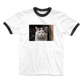 ナナクロ Ringer T-shirts