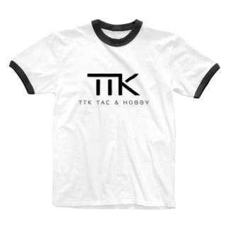 TTK TAC & HOBBY Ringer T-shirts
