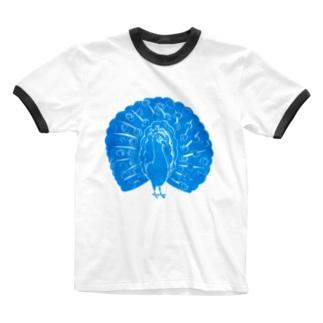 kuzyaku Ringer T-shirts