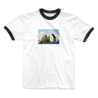 Look up Ringer T-shirts