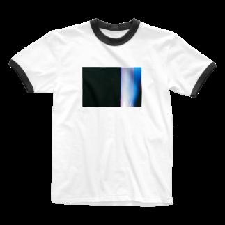 LotuswestのMiss ii Ringer T-shirts