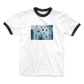 Katsuo Ringer T-shirts